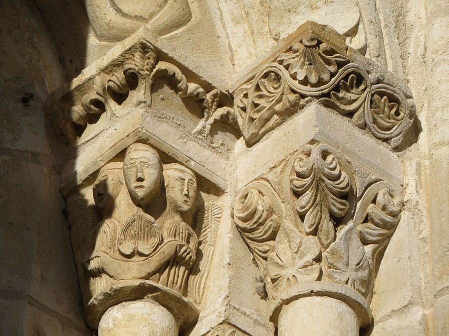 Conferencia de Yésica Ruiz Gallegos: «La arquitectura románica como soporte del discurso cristiano. El diálogo entre la iconografía y los diferentes espacios del templo medieval» (III Jornadas de arte románico de Vitoria-Gasteiz)