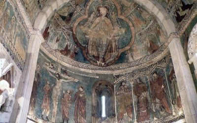 Iglesia de San Martín de Tours de Gazeo