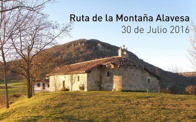 Excursión para conocer el románico de la montaña alavesa