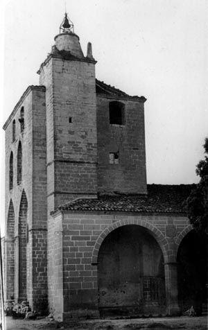 Iglesia de Tuesta - Atalaya
