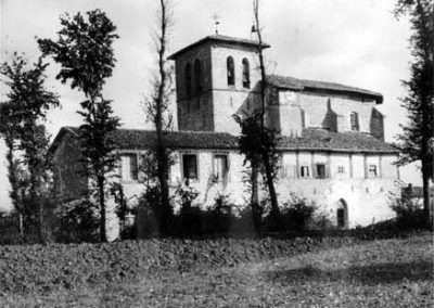 Iglesia de Lasarte