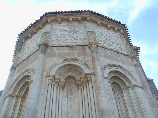Iglesia de San Vicente de Hueto Abajo