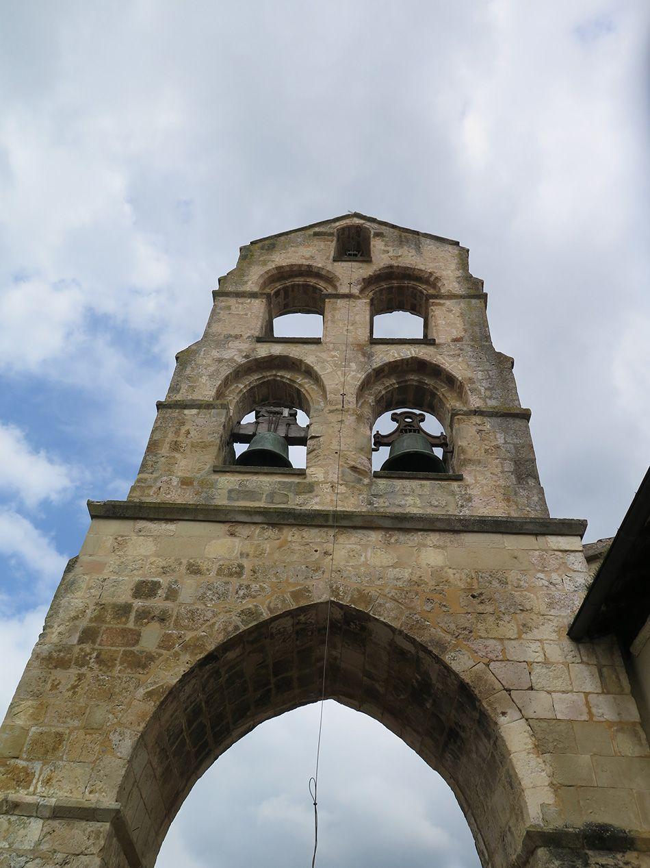 Iglesia de San Millán de Villamaderne