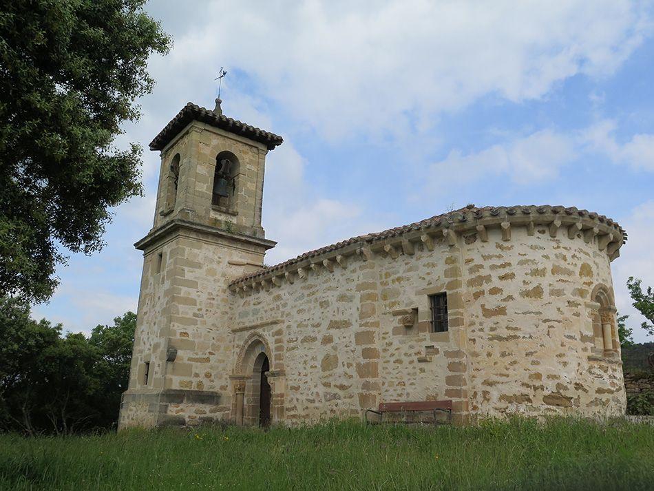 Iglesia de San Cornelio y San Cipriano de Bellojín