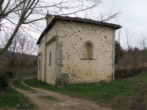 Ermita de Nuestra señora del campo de Maeztu