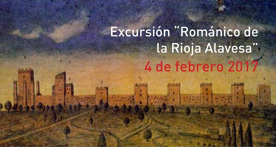 """Excursión """"Románico de la Rioja Alavesa"""" – 4 de febrero"""