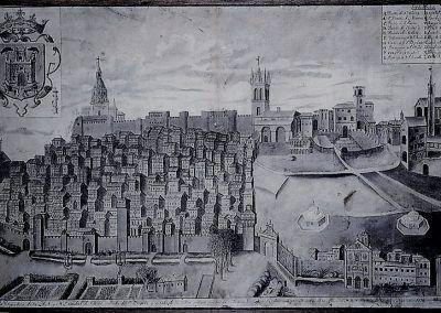 Conferencia (8 de abril) – La ciudad perdida: un itinerario por la desaparecida Vitoria-Gasteiz medieval