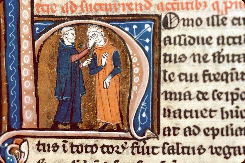 Los límites de la imagen. Visiones y apariciones desde el arte medieval hasta el cine