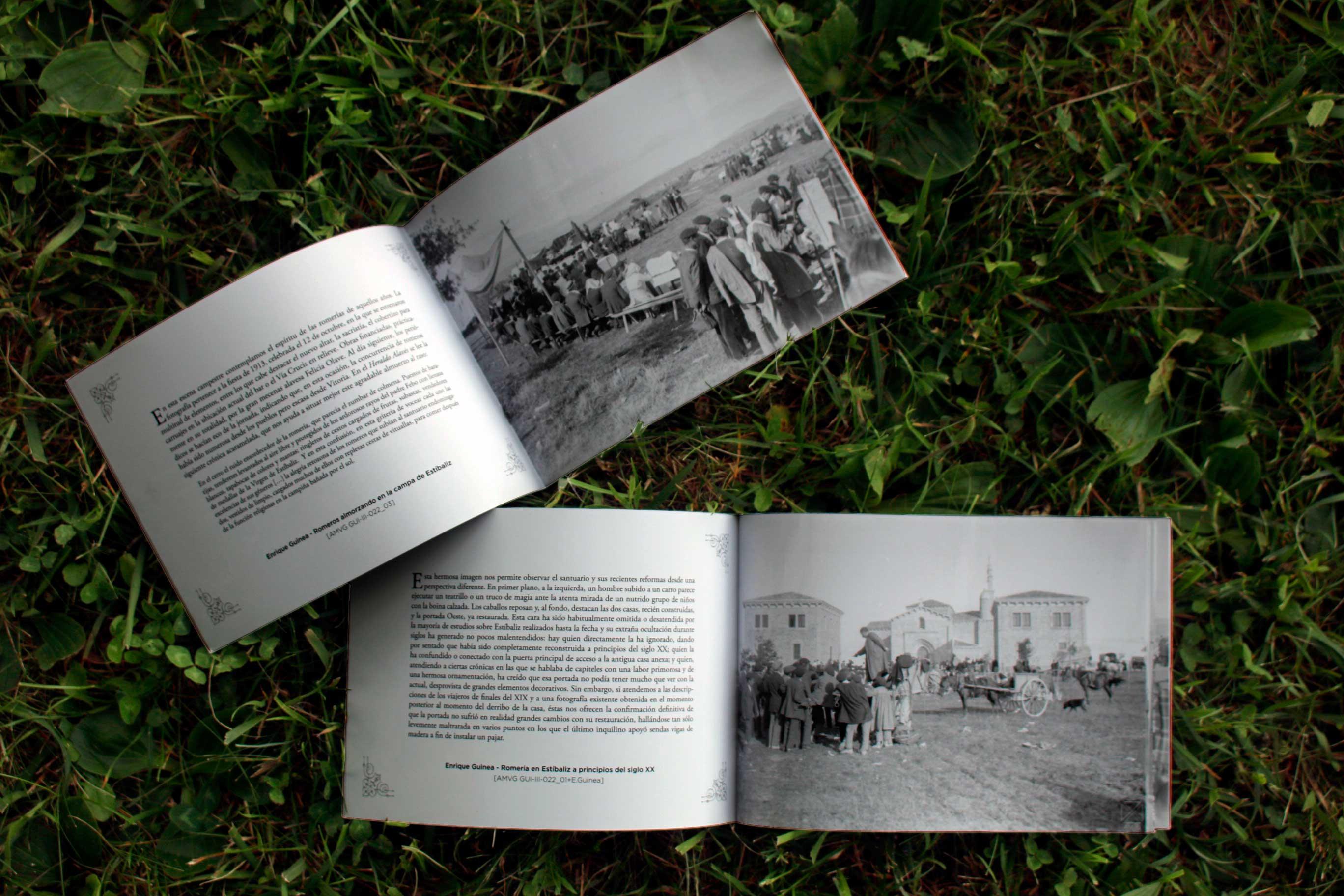 """Catálogo de la exposición """"Mirando al pasado. Fiesta y tradiciones en Estíbaliz"""""""