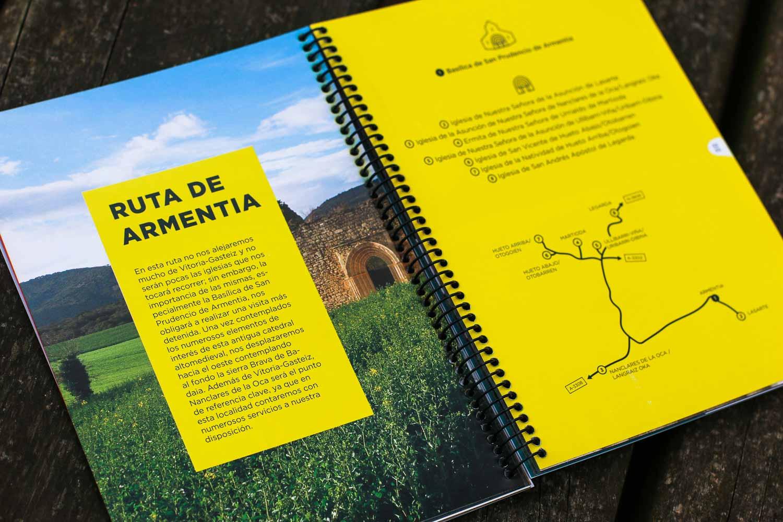 Guía del románico en Álava y Treviño