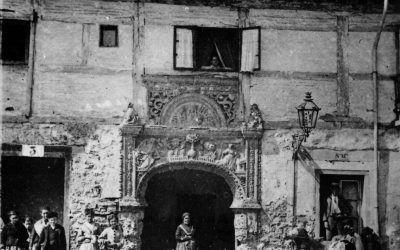 """Antiguos hospitales de Vitoria-Gasteiz: la """"seguridad social"""" de la Edad Media"""