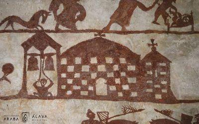 II Jornadas de Arte Románico. Conferencia de Isabel Mellén – Imágenes olvidadas. La decoración con pintura roja en las iglesias románicas de Álava