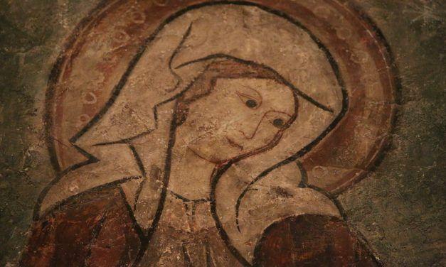 50 aniversario del descubrimiento de las pinturas murales de Gazeo