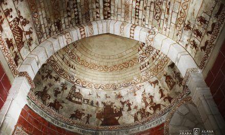 Mesa redonda por el aniversario del descubrimiento de las pinturas de las iglesias de Gazeo y Alaitza (10 de noviembre)