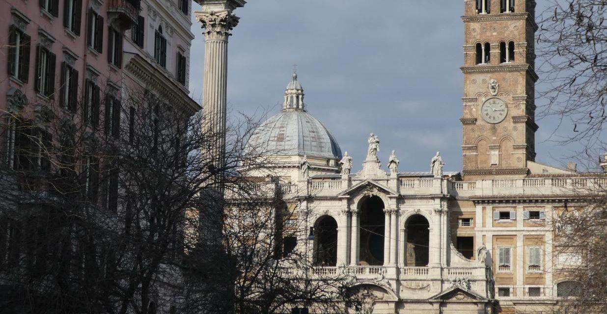 """Curso: """"La historia del arte a través de la ciudad de Roma"""" (Impartido por Gorka López de Munain)"""
