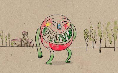 """Taller infantil: """"El monstruo que perdió su color"""" (de 5 a 8 años)"""
