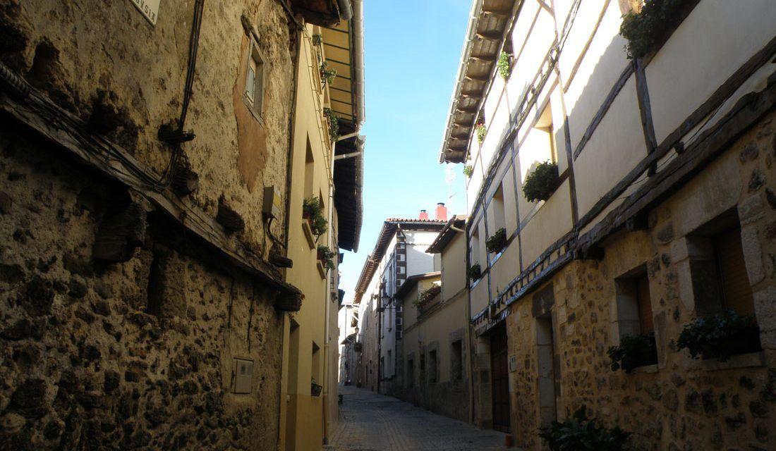 """Excursión: """"Defensa y castigo"""" en la Montaña Alavesa (sábado 4 de noviembre y domingo 5 de noviembre)"""
