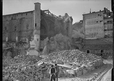 La ciudad perdida I: El convento de San Francisco de Vitoria