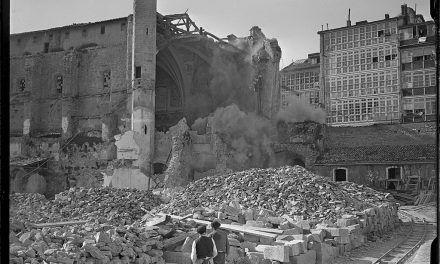 """Curso de Álava Medieval/Erdi Aroko Araba: """"El desaparecido convento de San Francisco de Vitoria"""""""