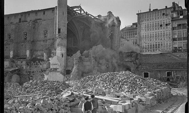 Curso de Álava Medieval/Erdi Aroko Araba: «El desaparecido convento de San Francisco de Vitoria»