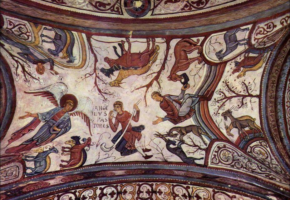 II Jornadas de Arte Románico. Conferencia de Juanjo Usabiaga «La persuasión en la pintura románica: ante oculos ponitur (21 de febrero)