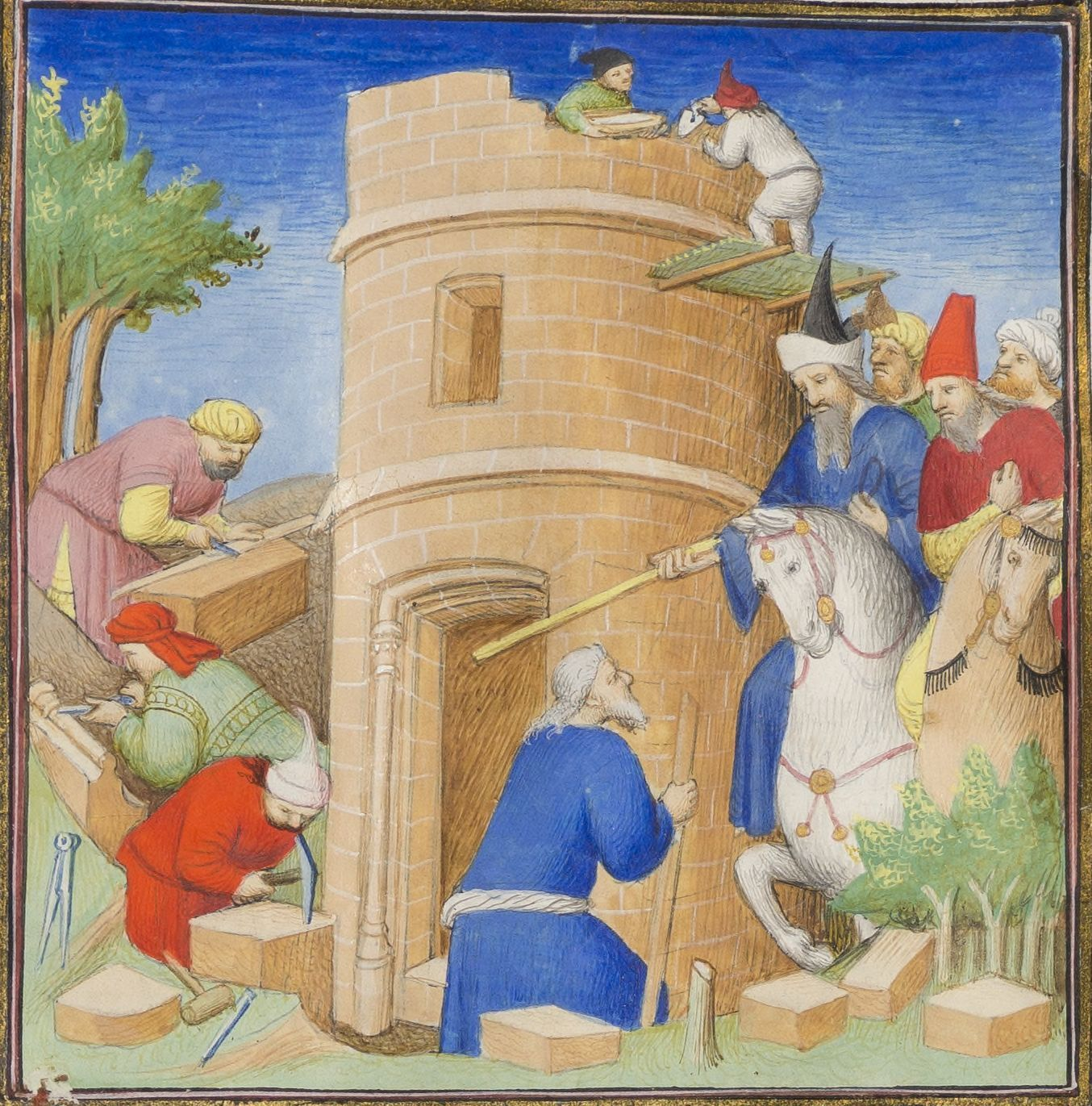 I Curso-Taller de Historia de la Construcción Medieval – Construyendo un claustro románico