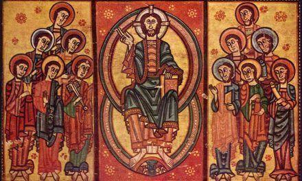 II Jornadas de Arte Románico. Conferencia de Ángel Pazos López – Usos litúrgicos de la pintura mural en el Románico.  Rezar, contemplar y santificar