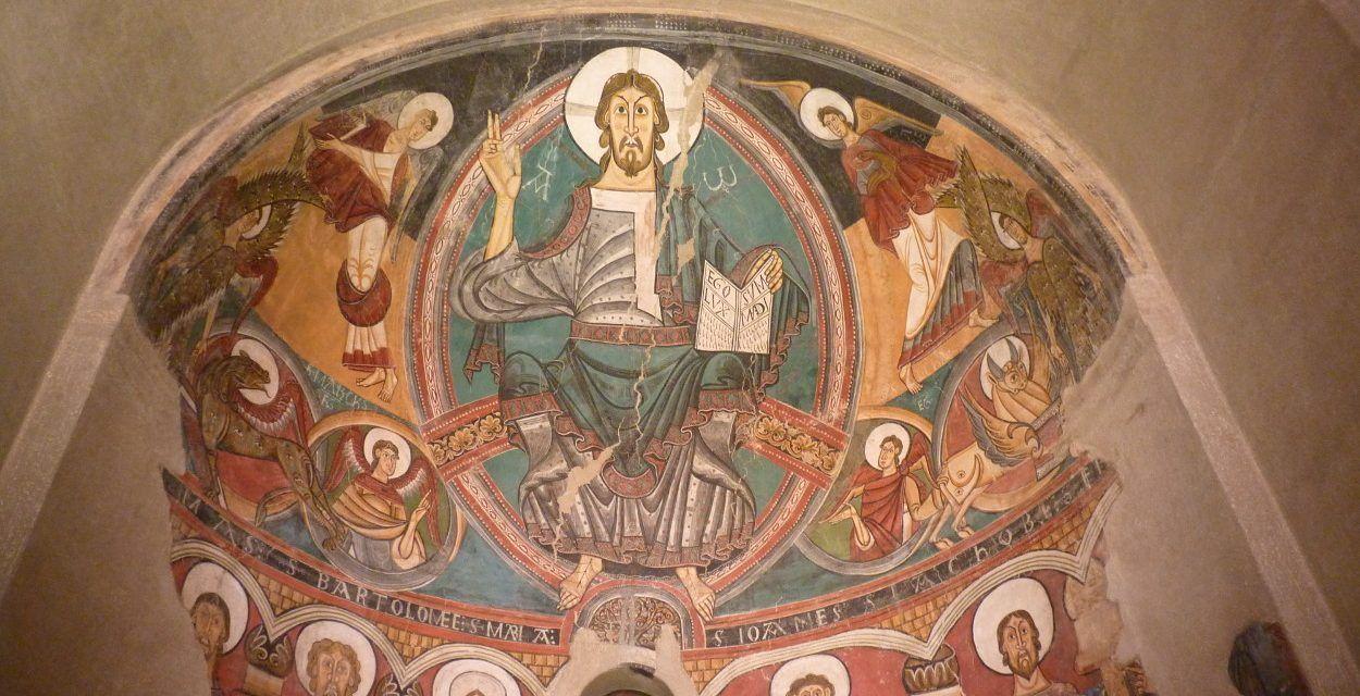 Conferencia de Milagros Guardia Pons – Observar y ser observado: el programa iconográfico de las pinturas de Sant Climent de Taüll