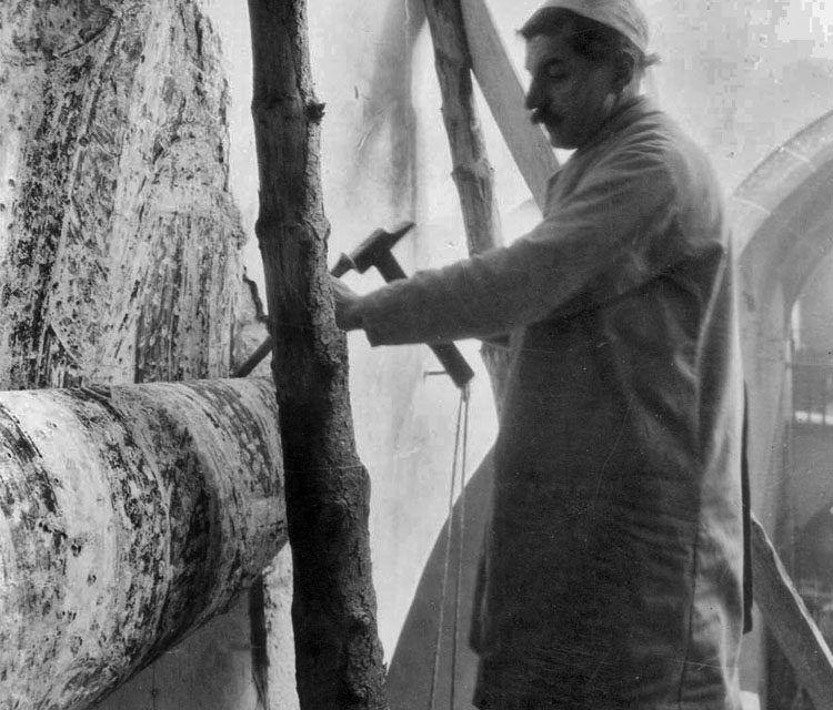 Conferencia de Carlos Venegas – Lo que la piel oculta. Técnicas y conservación de la pintura mural románica