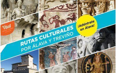 «Adéntrate en Álava», descubre nuestras cuatro rutas de verano para conocer el patrimonio alavés