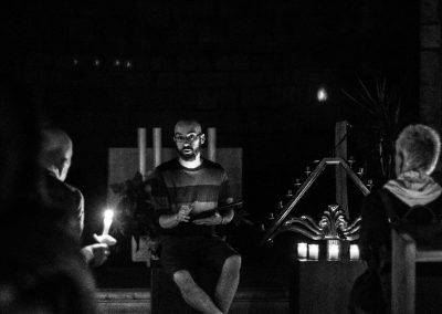 VIsita nocturna - Estíbaliz - Álava Medieval | Erdi Aroko Araba