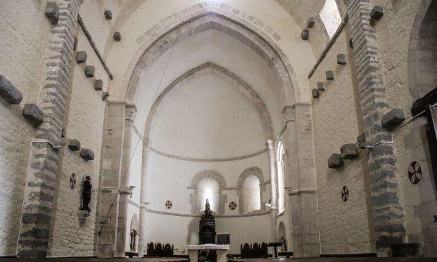 Conferencia de Iñigo Ezquerra: «Románico oculto. La construcción de los templos alaveses» (III Jornadas de arte románico de Vitoria-Gasteiz)