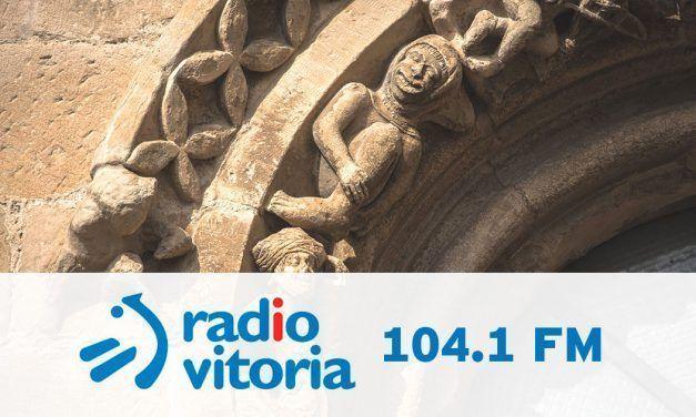 Álava Medieval en Gaur Magazine (Radio Vitoria)