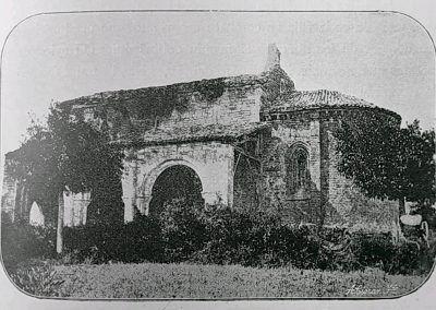 Elorza y Baraibar, Ermita de Ayala
