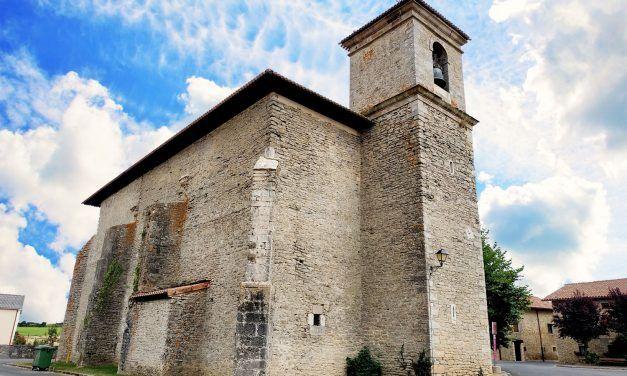 San Andres Apostoluaren eliza, Villafranca