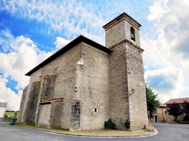 Iglesia de San Andrés de Villafranca