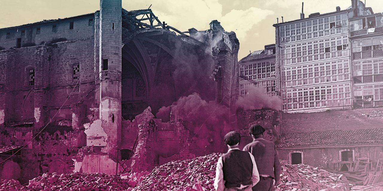Exposición: «La ciudad perdida. El convento de San Francisco» (inauguración 29 de noviembre)