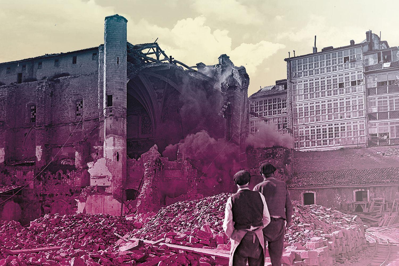 Exposición prorrogada «La ciudad perdida. El convento de San Francisco»