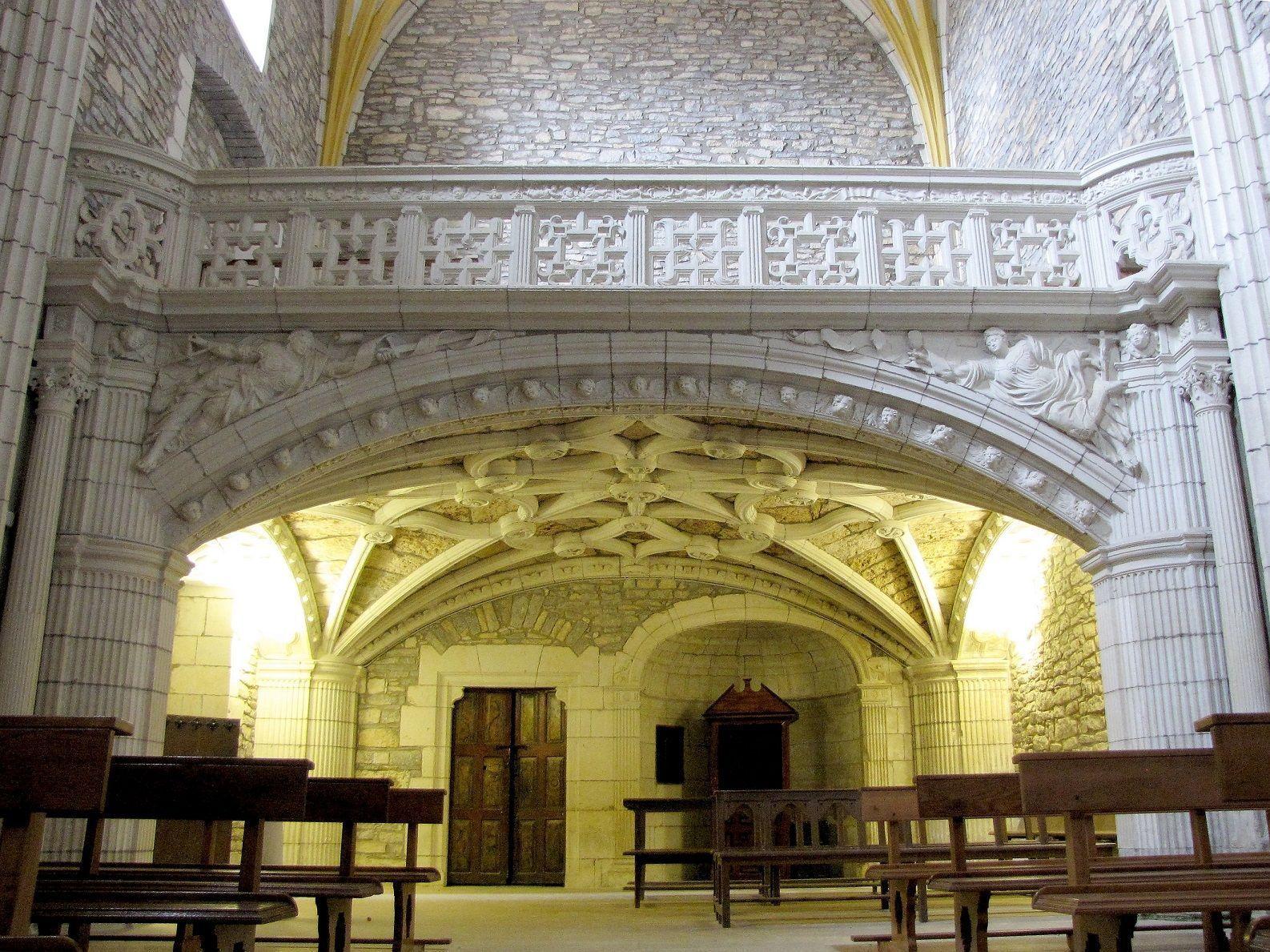 Excursión: «Joyas ocultas del Renacimiento alavés I» (16 y 17 de marzo)