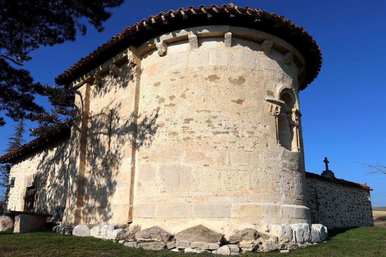 Ermita de San Juan de Arrarain en Elburgo
