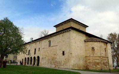Basílica de San Prudencio y San Andrés de Armentia
