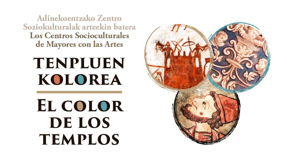Jornadas «El color de los templos» (14, 15 y 16 de mayo)