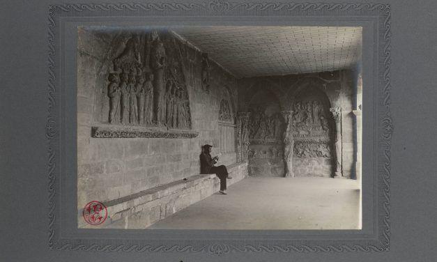 Ciclo de conferencias: «Descubriendo el románico alavés. La colección fotográfica de Federico Baraibar y Lorenzo Elorza»