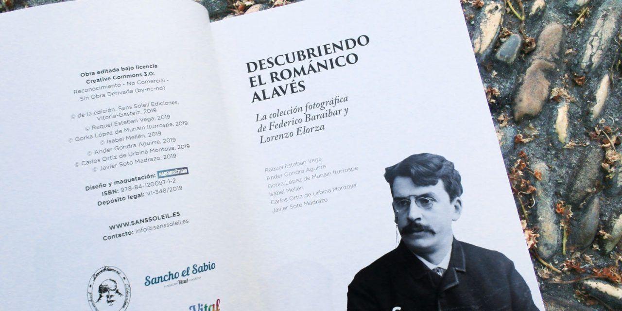 Ciclo de conferencias y presentación del libro «Descubriendo el románico alavés» (Labastida – Urarte – Kuartango – Agurain)