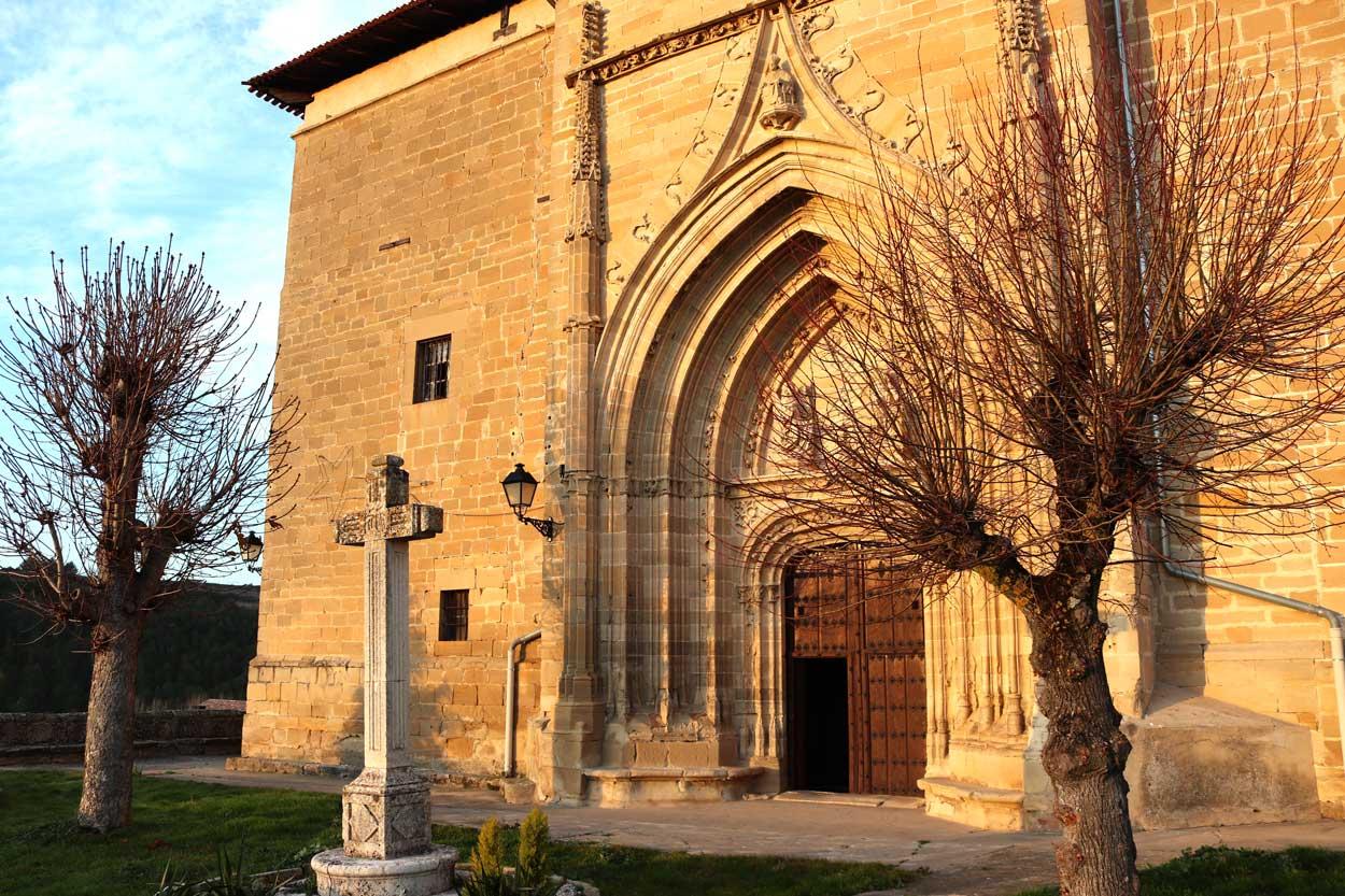 Iglesia de San Martín de Estavillo