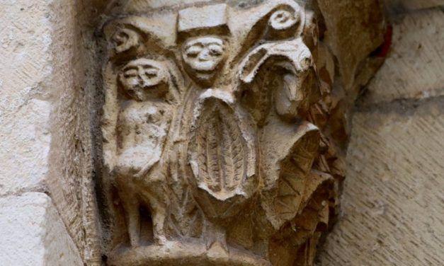 Artículo publicado en «e-imagen»: Miradas reprimidas miradas empoderadas. El capitel de la vulva de Armentia