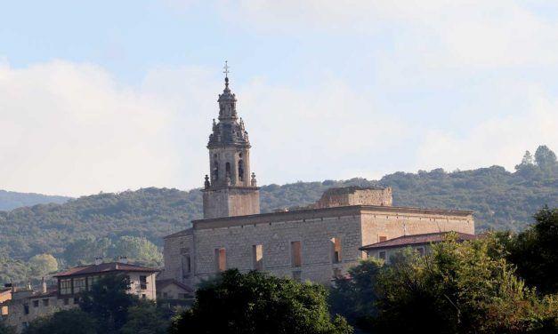 Iglesia de Nuestra Señora de la Concepción de Salinillas de Buradón