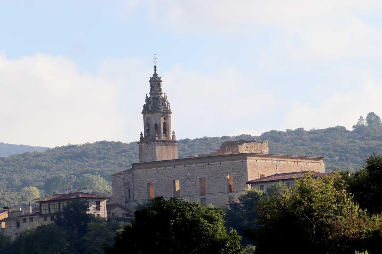 The Church of the Immaculate Conception – Salinillas de Buradón