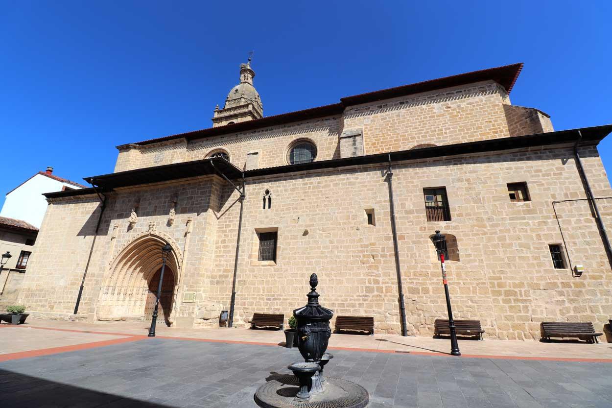 Iglesia de Nuestra Señora de La Asunción de La Puebla de Arganzón