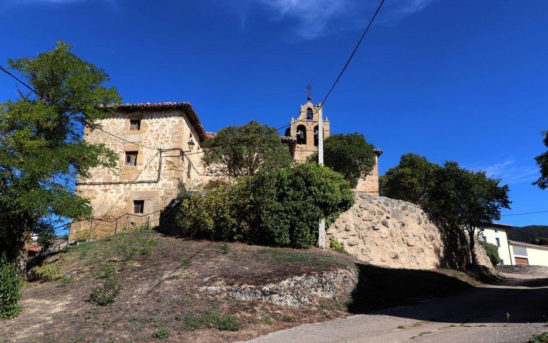 Iglesia de San Pedro de Villanueva de la Oca